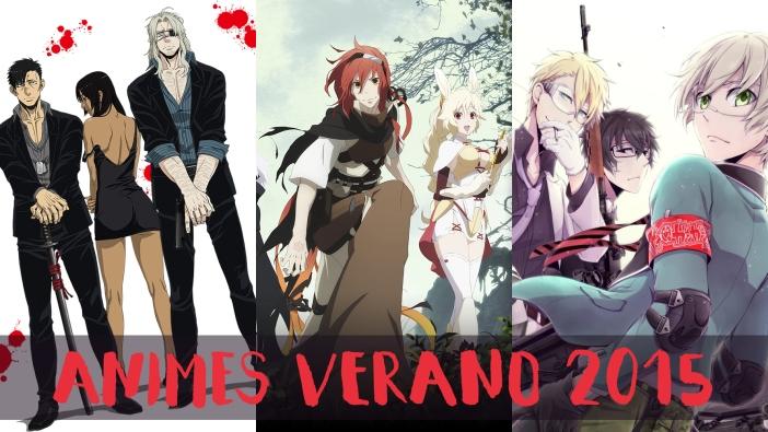 Animes Verano 2015